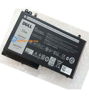 Pin DELL Latitude 12 E5450 E5550 E5250 RYXXH battery